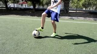 Обучение игровому финту #1//*Hocus Pocus*//Футбол-Роналдо, Месси, Хазард