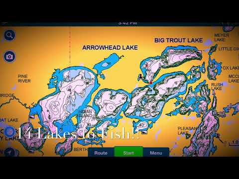 FLW Student Tournament On Whitefish Chain Of Lakes