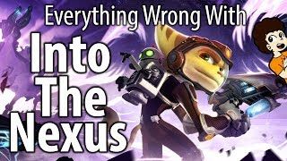connectYoutube - Everything Wrong With Ratchet and Clank: Into The Nexus - valeforXD