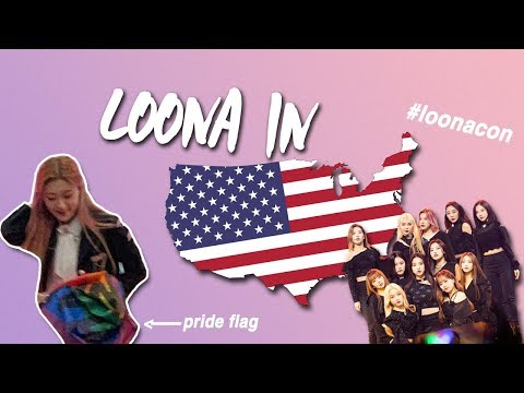 basically Loona in america