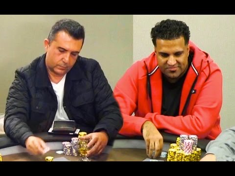 Harry still doesnt give a ****, NY Poker King Plays on Live at the Bike!