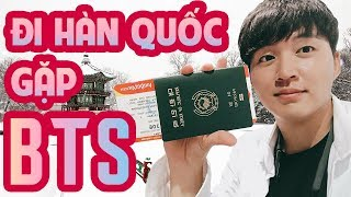 ĐI HÀN QUỐC GẶP BTS, WANNA ONE | THAM QUAN SM TOWN | MUSIC LOVIN' JOURNEY | GO OUT WITH WOOSSI