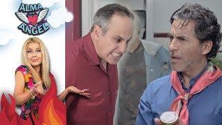 Alma de Ángel: ¡Ángel, harto de Alma! 🙄 | C11 - Temporada 1 | Distrito Comedia