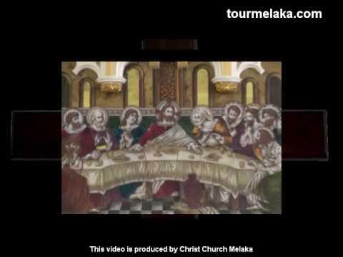 The history of Christ Church Melaka