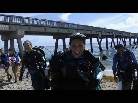 Andi and Kenny  - Daily Do Good: Divers Set World Record For Cleaning Up Ocean Floor Trash