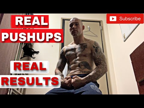 The Hardest Style of Pushups - Solid Chest