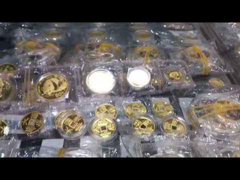 Return To Beijing Coin Market