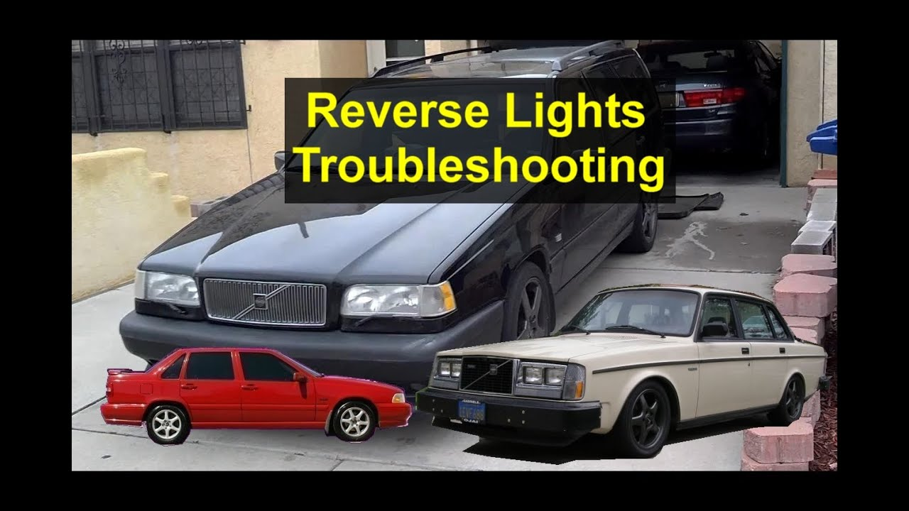 maxresdefault no reverse lights with a manual transmission volvo 850, s70, v70  at gsmportal.co