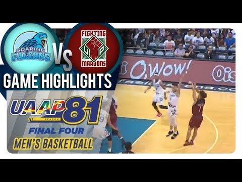 UAAP 81 MB: AdU vs UP  Game Highlights  November 24 2018