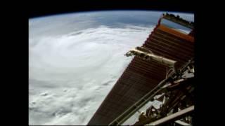 Space Station Cameras Document New Views of Hurricane Matthew
