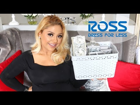 Ross Home Decor Haul 🛍 ( What I got with $170 Dollars at Ross)