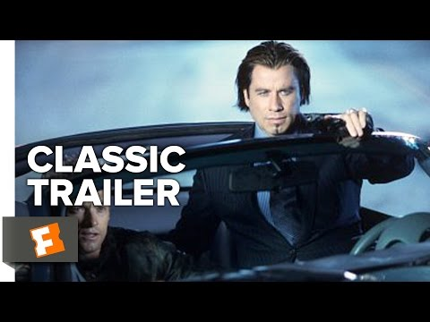 Swordfish (2001) Official Trailer - John Travolta, Halle Berry Movie HD