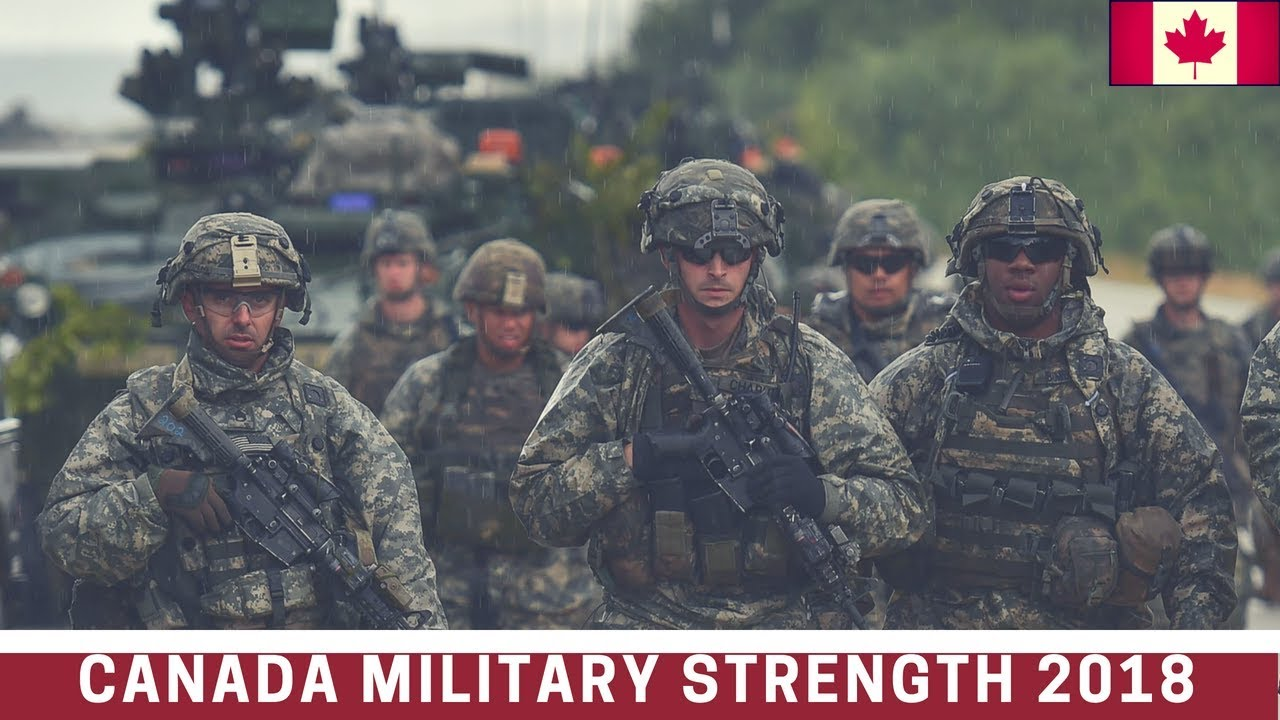 Canada Military Strength 2018 | Canadian Armed Forces