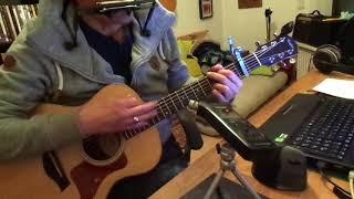 Peter Maffay - Du bist anders - Unplugged mit Akustik-Gitarre gespielt