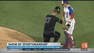 True sportsmanship