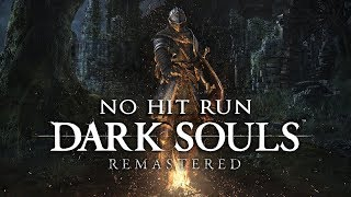 Dark Souls Remastered - No Hit Run