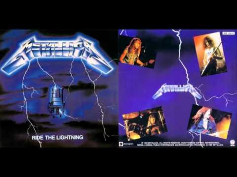 Metallica - Ride The Lightning (Remastered)