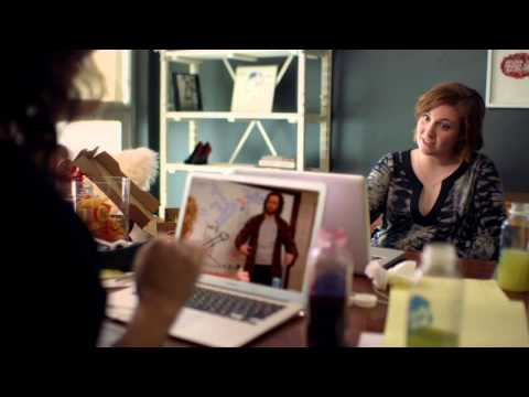 HBO NOW: Lena Dunham & Jenni Konner In The Writers' Room