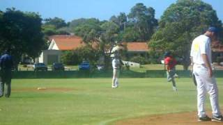 Morley Eagles Luke Hughes Home Run v. Melville