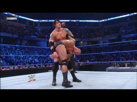 Friday Night SmackDown - December 30, 2011