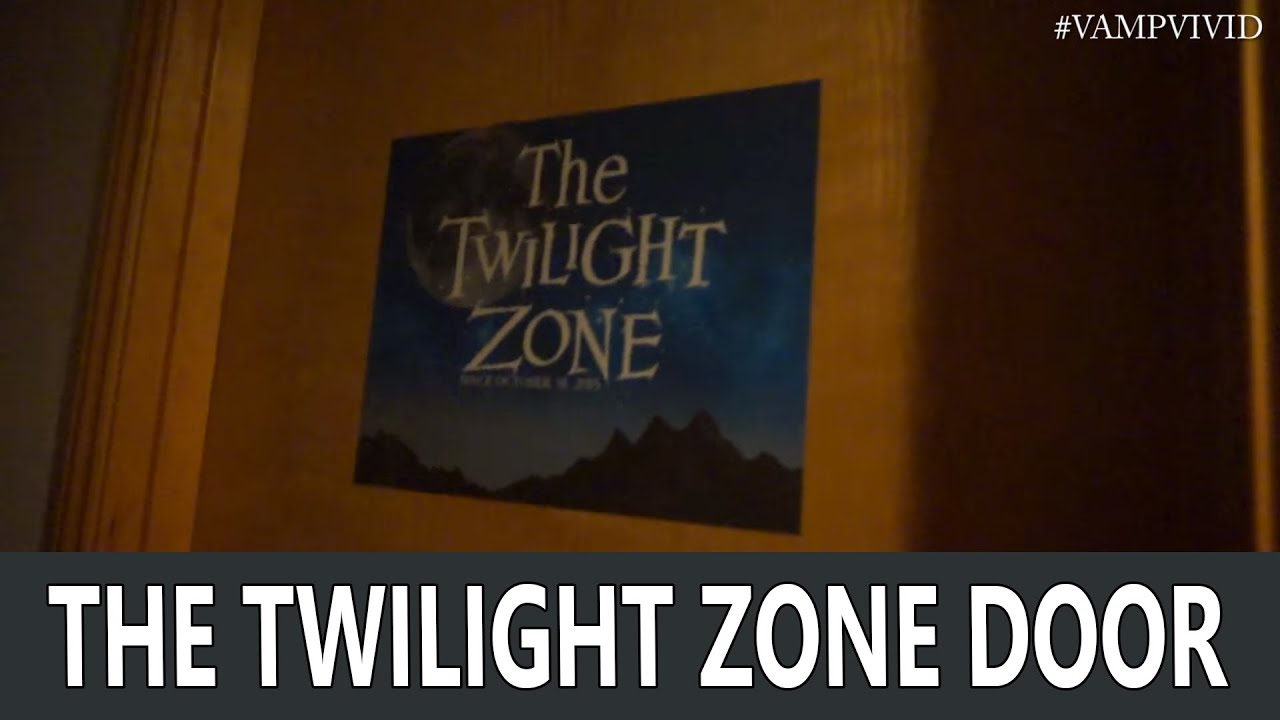 12292015 the twilight zone door vlog 739 youtube for Door zone llc