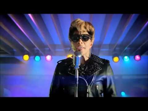 """""""Crispy Chicken """"Mary J. Blige Burger King Commercial"""