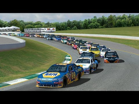 2018 Sony Cup Series Round 13 of Road Atlanta