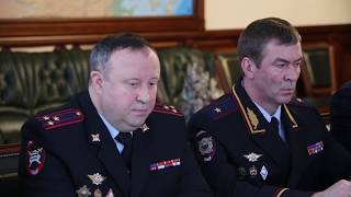 Аман Тулеев  раскритиковал работу служб региона в период снегопадов
