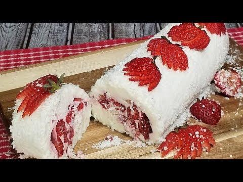 Easy No Bake SUMMER DESSERT | 5 Minutes Fruit Cake | Anyone Can Make It