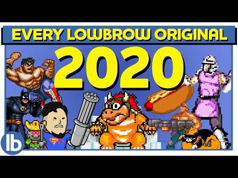 Every Lowbrow Original of 2020!