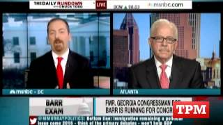 Bob Barr: Yes, I Was Serious About Impeaching Obama