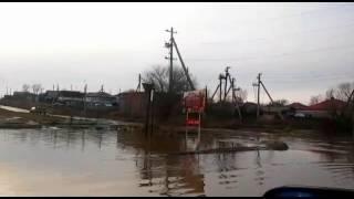 Потоп в Кокшетау и с. Красный Яр