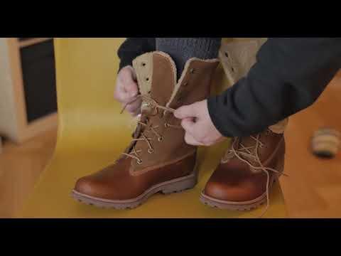Timberland Boots Review   Lady Winter Boots Damen Schuhe