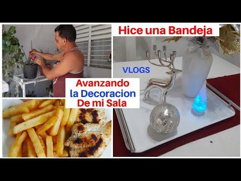 Download AVANZANDO LA DECORACION DE MI SALA/HICE UNA BANDEJA/Joanna Contgio/VLOGS