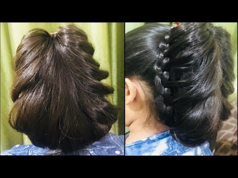 Butterfly Hairstyle Making Quick And Easy Wedding Hairstyle