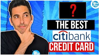 Review Of 5 Best Citi Credit Cards