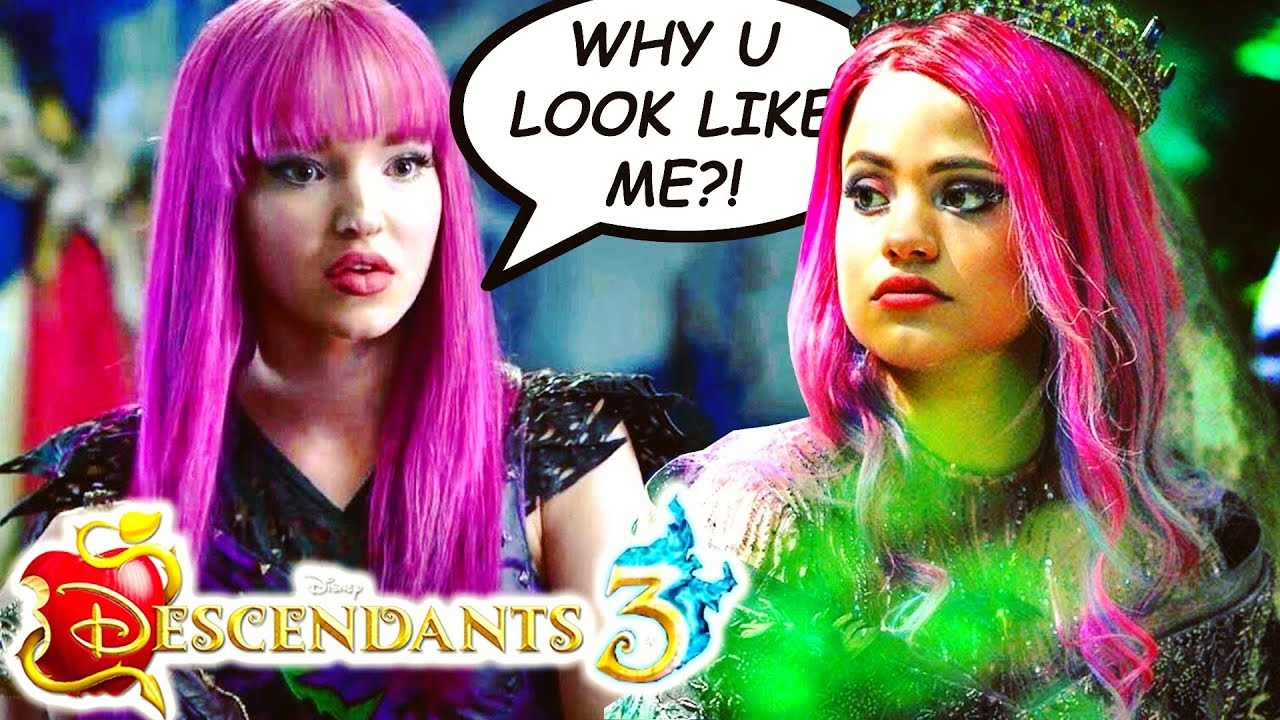 Descendants 3 Is Audrey The New Mal 10 Reasons Why Audrey Is Becoming A Villain