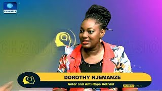 Club Raids Dorothy Njemanze Condemns 39Abduction39 Of Women In Abuja Rubbin39 Minds