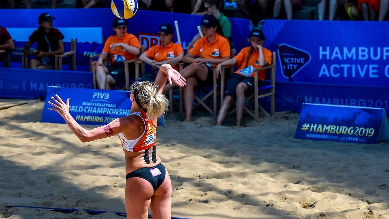 Beach Volleyball World Championship 2019 Day 3 Highlights Youtube