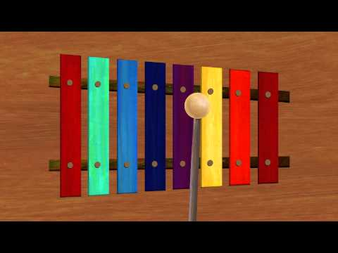 Xylophone  Lower Case Alphabet X