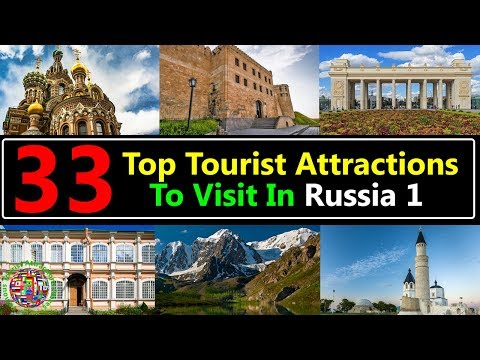 51 Top Tourist Attractions Places To Visit In Russia 1 | Best Tourist Destinations To Travel