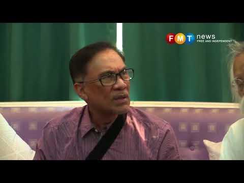 Anwar: Ramai tawar diri, tapi belum sampai masa saya bertanding