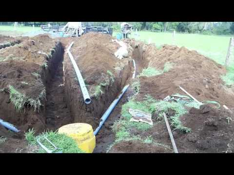 Septic Tank Field Lines in Doylestown