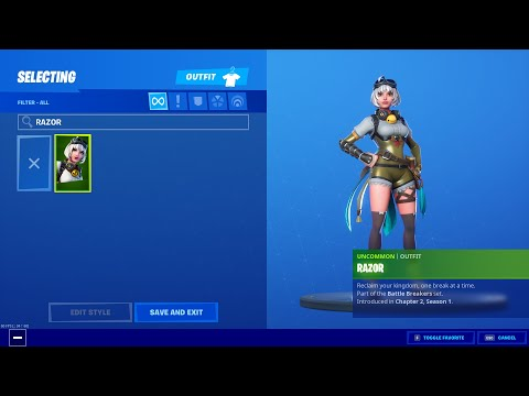 How To Get RAZOR SKIN FREE! Fortnite X Battle Breakers (DEBUNKED)