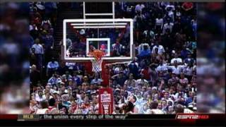 23 Greatest Moments of Michael Jordan (ESPN 02/17/2009)