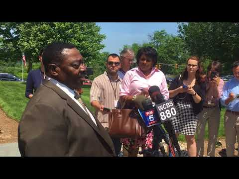 Rev. Willie Clark talks about bus driver Hudy Muldrow Sr.