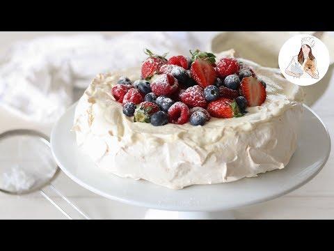 Pavlova Recipe | Recipes By Carina