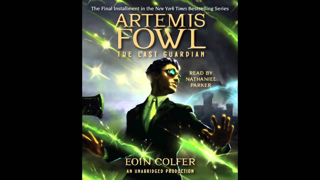 ARTEMIS FOWL 8 THE LAST GUARDIAN PDF