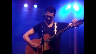 Crazy Beautiful - Andy Grammer 4/2/13 - Irving Plaza, NY