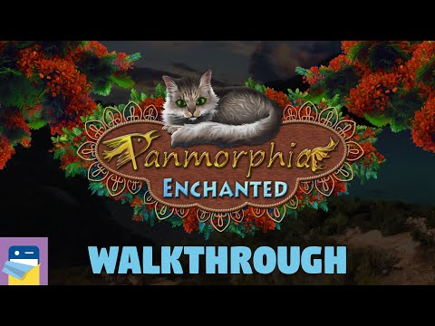 Panmorphia: Enchanted - FULL Walkthrough  Guide & IOS / Android Gameplay (by LKMAD)